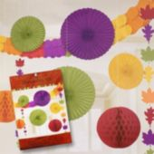 Fall Colors Decoration Kit