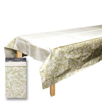 Gold Elegant Table Cover