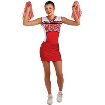 Glee Cheerleader Teen Costume