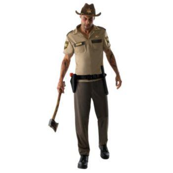 The Walking Dead - Rick Grimes Adult Costume