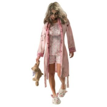 The Walking Dead - Pajama Zombie Adult Costume
