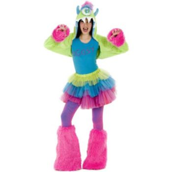 Uggsy Monster Tween Costume