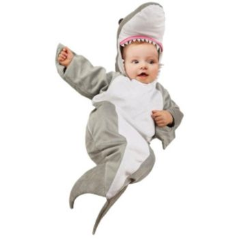 Infant Shark Bunting Costume