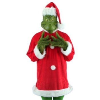 How the Grinch Stole Christmas! - The Grinch Deluxe Plus Adult Costume