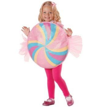 Sugar Candy Toddler Costume