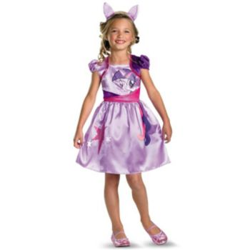 My Little Pony Twilight Sparkle Animated Classic Toddler Costume