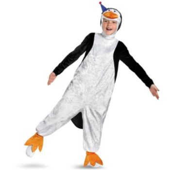 Madagascar 3 Penguin Classic Child Costume