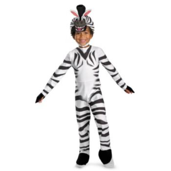 Madagascar 3 Marty The Zebra Classic Child Costume