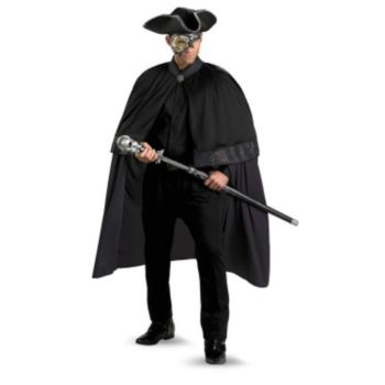 Venetian Phantom Adult Costume