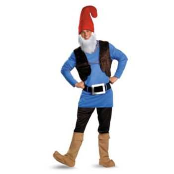 Papa Gnome Adult Plus Costume