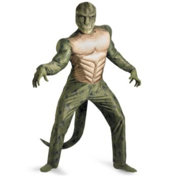 The Amazing Spider-Man Movie - Lizard Muscle Adult Costume