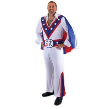 Evel Knievel Adult Costume