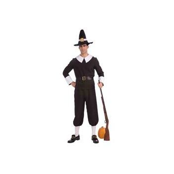 Male Pilgrim Adult Costume