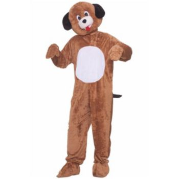 Mr. Puppy Plush Adult Costume