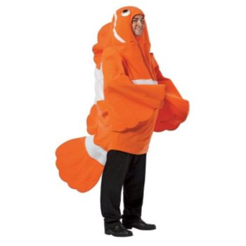 Clown Fish  Adult Costume
