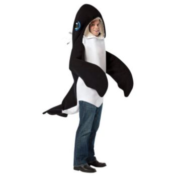 Killer Whale Adult Costume