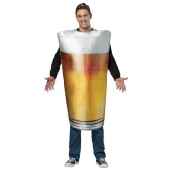 Pint Glass Adult Costume