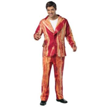 Bacon Suit Men's Adult Costume