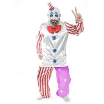 House of 1000 Corpses Captain Spaulding Plus Adult Costume