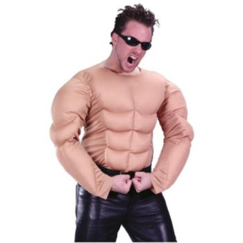 Muscle Shirt Adult Costume