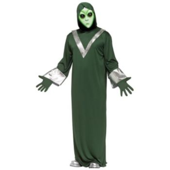 Deep Space Alien Adult Costume