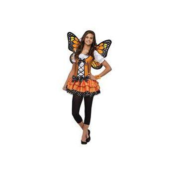 Butterfly Queen Teen Costume