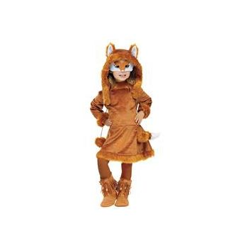 Sweet Fox Toddler Costume