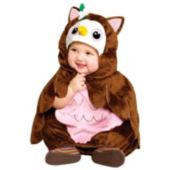 Give A Hoot! Owl Infant Costume
