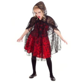 Mina The Vampire Tween Costume