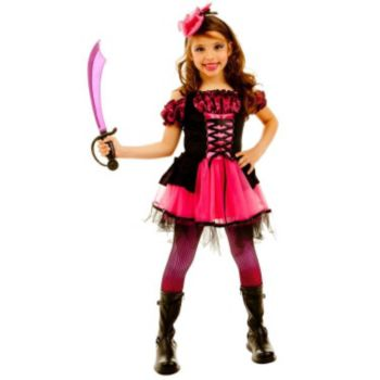 Peg the Pirate Tween Costume