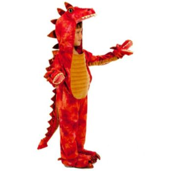Hydra the Three-Headed Dragon Toddler Costume