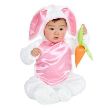 Plush Bunny Child Costume