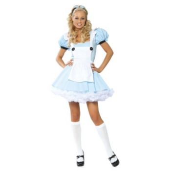 Wonderland Cutie Adult Costume