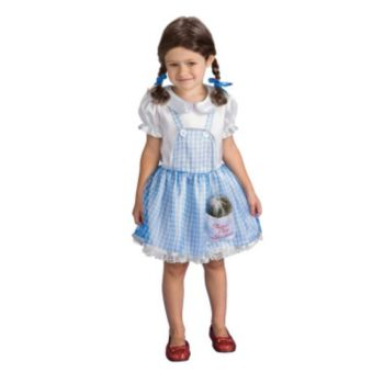Wizard of Oz Dorothy Toddler  Child Costume