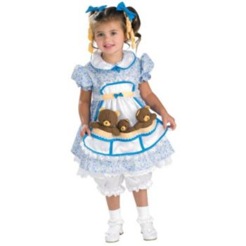 Goldilocks ToddlerChild Costume