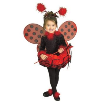 Deluxe Lady Bug Toddler  Child Costume