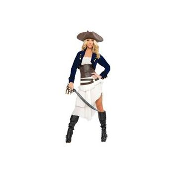 Colonial Pirate Adult Costume