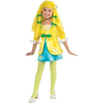 Strawberry Shortcake - Lemon Meringue Deluxe Toddler  Child Costume