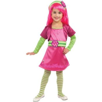 Strawberry Shortcake - Raspberry Torte Deluxe Toddler  Child Costume