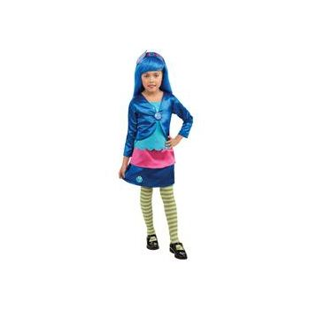Strawberry Shortcake - Blueberry Muffin Deluxe Toddler  Child Costume