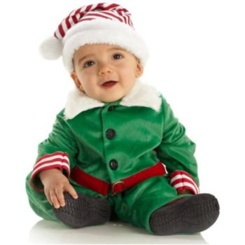 Baby Elf Infant  Toddler Costume