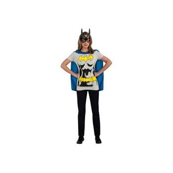 Batgirl T-Shirt Adult Costume Kit