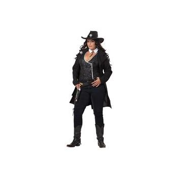 Round 'em Up Adult Plus Costume