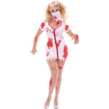 Bloodbath Betty Adult Plus Costume