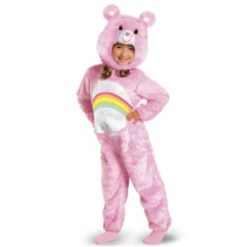 Care Bears Cheer Bear Deluxe Plush Infant  Toddler Costume