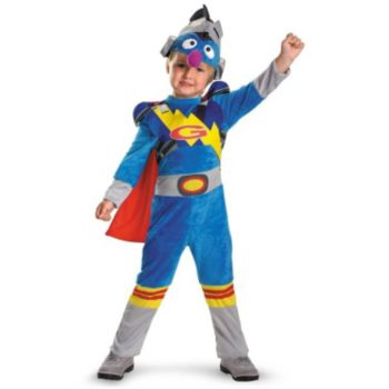 Sesame Street Super Grover 2.0 Infant  Toddler Costume