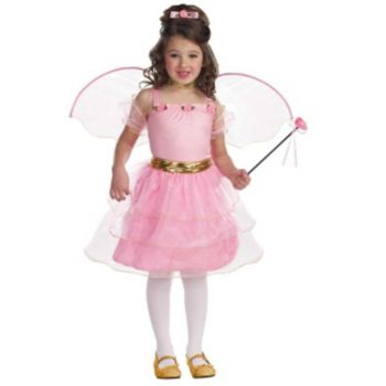 3-in-1 Renaissance Princess  Ballerina  Flower Fairy Child Costume