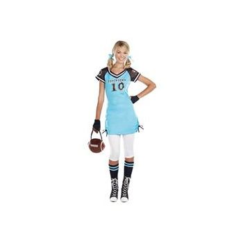 Football Touchdown Cutie Teen Costume