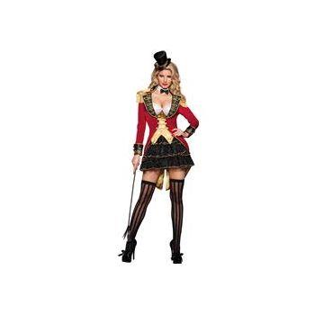 Big Top Tease Adult Costume