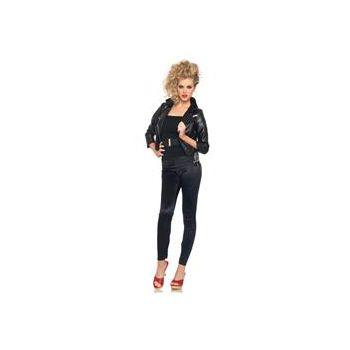 Grease Bad Sandy Jacket Adult Costume